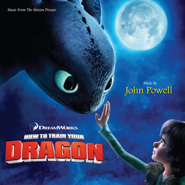 "John Powell wrote the movie soundtrack to ""How to Train Your Dragon."""