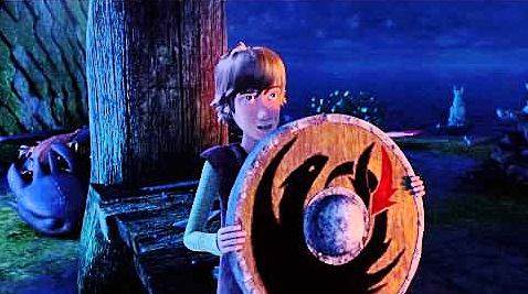 Hiccup is a Defender of Berk.