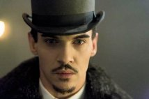 Jonathan Rhys-Meyers plays Dracula.