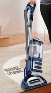I wanted a Shark vacuum with swivel steering, but would have had to pay for it.