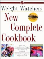 The Weight Watcher's Complete Cookbook is one of my go-to cookbooks.