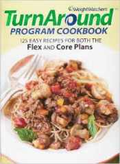 Weight Watcher's Turnaround Program Cookbook features Spaghetii Bolognese on the the cover.