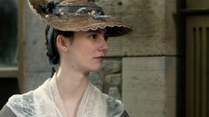Lady Isobel Dunsany is adorable, if not pretty.