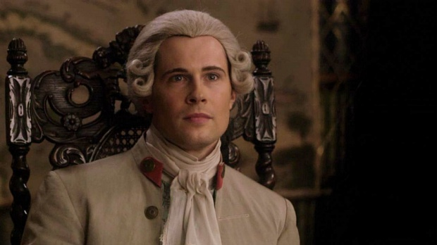 Lord John Grey sits in judgement of you.